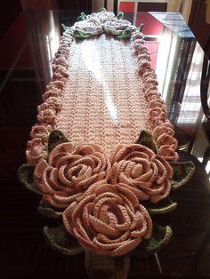 Trilho de mesa ROSES