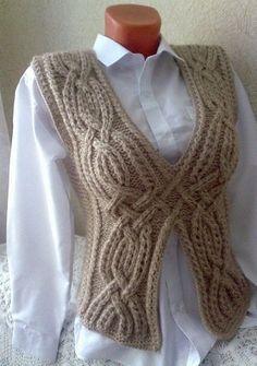 Moist Pumpkin Bread (One Bowl -. Cable Knitting Patterns, Knitting Stitches, Knitting Designs, Knit Patterns, Baby Knitting, Start Knitting, Knit Fashion, Crochet Clothes, Knit Crochet