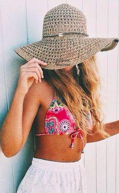 swimwear top bottom floral pink bikini triangle top summer – Easy for LifeStyle Pink Bikini, The Bikini, Bikini Tops, Bikini Babes, Summer Outfits, Cute Outfits, The Beach, Triangle Bikini, Triangle Top