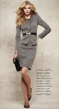 Another office outfit (Ann Taylor)