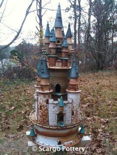 now that's a castle!!