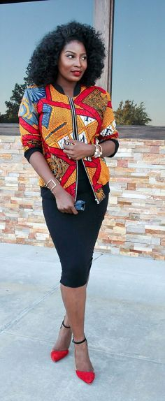 trendy Ankara jackets Be the talk of the town in super stylish African print clothing? Check out this post for over 20 trendy Ankara print jackets that can be worn in a plethora of ways. So many amazing styles in one place. African Fashion Ankara, Ghanaian Fashion, African Inspired Fashion, African Print Fashion, Nigerian Fashion, Africa Fashion, Fashion Men, African Print Clothing, African Print Dresses