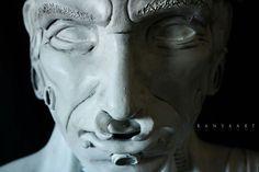 Nuova serie x l'anno 2017 ::: #mostre #esposizioni #arte #scultura #storia  #staytuned #sculpture #decoratingwithbusts #neoclassicism #greekmythology #romanstatue #cyborg #blasphemy #bigplugs #cyberpunk #cyberculture #bodymodifications  #history #gothicart #darkart #statuary #greekstatue #romanity #piercings #ancienthistory #futuristic #urbanart #mutation #ranyaart