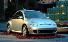 2002 VW Beetle  The Apple Doesn't Fall Far From The Tree ❤