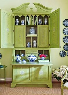 beautiful cabinet