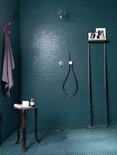 FAP Ceramiche offers bathroom tiles that team the finest ceramic tradition with the most contemporary interior design Bad Inspiration, Bathroom Inspiration, Penny Tile, Contemporary Interior Design, Bathroom Interior, Wall Tiles, Mosaic Tiles, Subway Tiles, Flooring