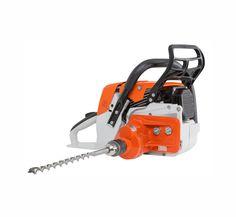 chainsaw-attachment Drill