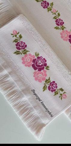 Crochet Bedspread, Cross Stitch Art, Baby Knitting Patterns, Diy And Crafts, Lily, Cross Stitch House, Cross Stitch Rose, Cross Stitch Patterns, Smocking