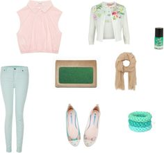 """Casual"" by arsiela on Polyvore"