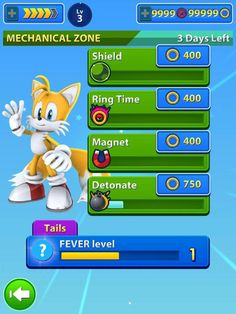 Sonic Jump Fever Android Hack and Sonic Jump Fever iOS Hack. Remember Sonic Jump Fever Trainer is working as long it stays available on our site.