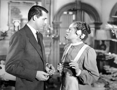 Cary Grant, Irene Dunne, and Molly Lamont in The Awful Truth 1937 ...