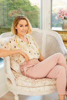 lauren conrad wearing LC Lauren Conrad for Kohl's | via laurenconrad.com
