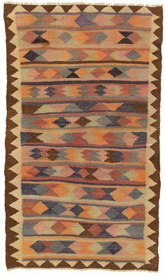 Persian Kilim 216x127