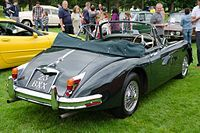 Jaguar XK150 - Wikipedia