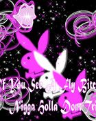 Free animated playboy pink phone wallpaper by lilmomma8786