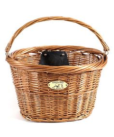 Look The Nantucket Bike Basket Co. on #zulily today!