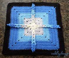 Ravelry: Project Gallery for Ladder-Loops Block pattern by Kimberlie Goodnough
