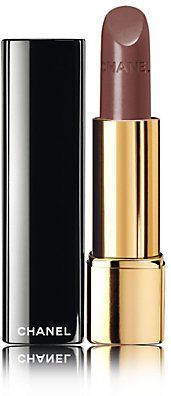 Pin for Later: It's Time to Take Your Lips Over to the Dark Side Chanel Rouge Allure Luminous Intense Lip Colour Chanel Rouge Allure Luminous Intense Lip Colour (£25)