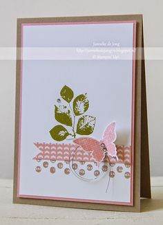 Stampin' Up! Demonstratrice Janneke : Stampin' Up! - New Catalogue Bloghop