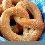Soft Pretzels (German Bretzen)