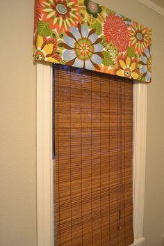 Pelmet Boxes for Kitchen Windows