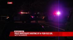 WEST SACRAMENTO -- A 13-year-old girl was shot in the head Saturday night while inside of a West Sacramento home in the 900 block of Solano Street, according to West Sacramento Police. The child wa...