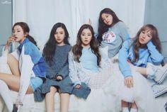 Red Velvet 2016 Season greetings