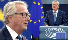 DEFIANT Brussels chief Jean-Claude Juncker today vowed to press on with his dream of creating a United States of Europe despite the surge in euroscepticism sweeping the continent.  'We WON'T give up our superstate dream' Juncker vows to press on with federalist expansion