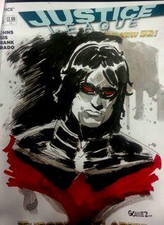 Nightwing SketchCover #comics #dccomics #nightwing #dickgrayson #batmanfamliy #new52 #sketch #sketchcover #sketchamadoodle #joelgomez