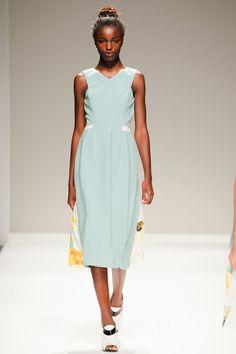 Fashion spring summer 2014 Bibhu Mohapatra, New York Fashion Week #NYFW #SS14