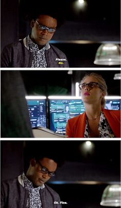 Arrow - Curtis & Felicity #5.1 #Season5