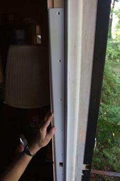 Door Reinforcement - The Entry Enforcer... fix door to prevent doors getting kicked in.