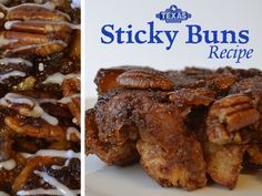 Feel-good holiday sweet treat! Sticky Buns are delicious.