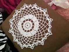 Pretty Crochet Doily Pattern