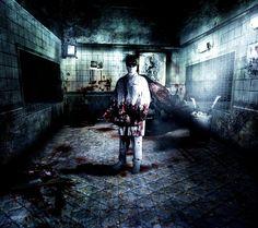 scary creepy horror google surreal dark wallpapers haunted salvo things arte