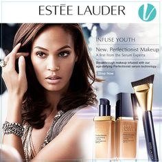 Estee Lauder  is one of the world's most renowned beauty companies. Their skincare, makeup and fragrance products are innovative, technologically advanced and proven effective. They are now available on Vilara. Shop here : https://goo.gl/MKBkKJ #esteelauder #skincare #makeup #fragrance #luxury