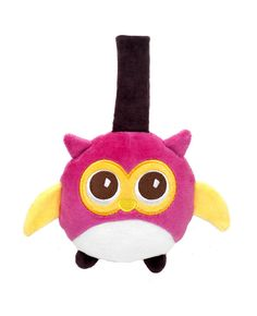 Eco-Buds™ Take-Along Pals - Owl | Babee Talk, Organic Toys and Bedding for Baby #baby