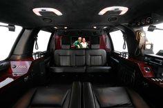 Ford Excursion   Executive Conversion