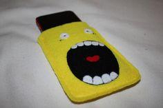 """Handy- IPhone-Tasche """"Der Schrei"""""""