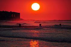 Ocean City Sunrise ~ Ocean City, New Jersey