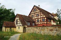 Impressionen aus dem Fränkischen Freilandmuseum Bad Windsheim