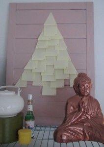 Reverse Advent Calendar VAN BRITT: each day write something that your thankful for.