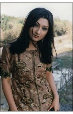 ayesha khan during her first drama her first step in industry. (assignment-3)