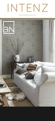 Wallpaper Intenz - BN Wallcoverings