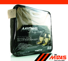 Stay clean and fresh looking with Midas seat covers