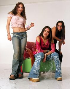 Mean Girls, Divas, Trendy Outfits, Cool Outfits, Outfits For Mexico, Early 2000s Fashion, 90s Fashion, Mexican Fashion, Girl Friendship