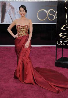 Oscar 2013, las mejor vestidas de la alfombra roja: ya no quedan divas como antes