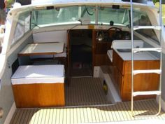 bertram 25 interior - Google Search