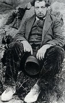 Diego Rivera as a student in Europe, c.1908-1915