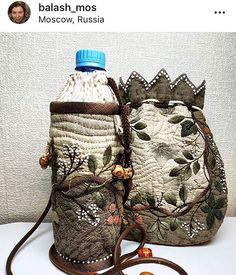 Светлана Смирнова (@dedication_to_art) • Фото и видео в Instagram Japanese Patchwork, Burlap, Reusable Tote Bags, Hessian Fabric, Jute, Canvas